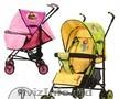 Прогулочная коляска трость FELICE Маша и Медведь